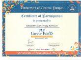 UCP Career Fair 2015